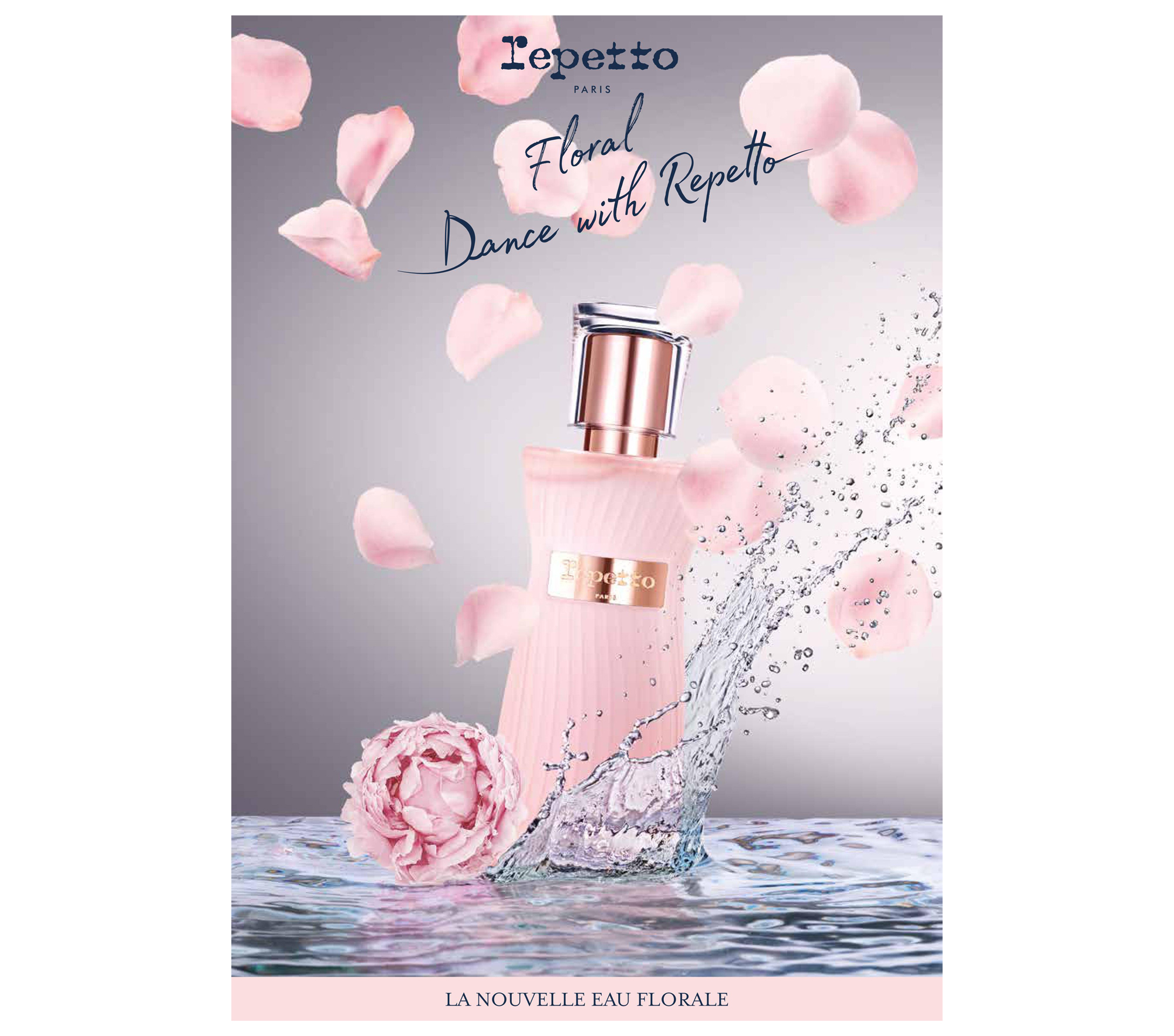 Floral Dance With Repetto • Eau de Toilette 40 ml