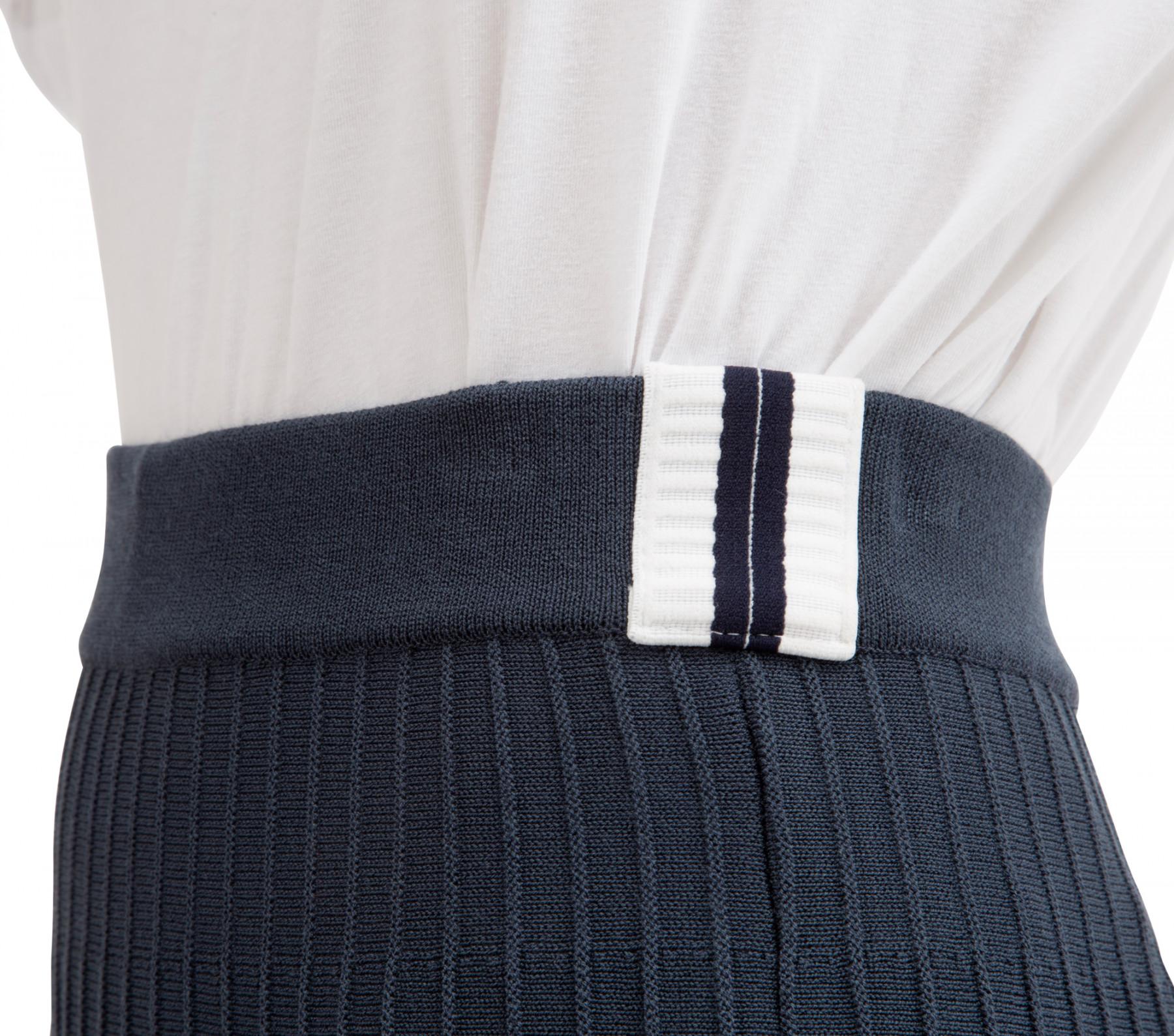 Jupe à godets en tricot