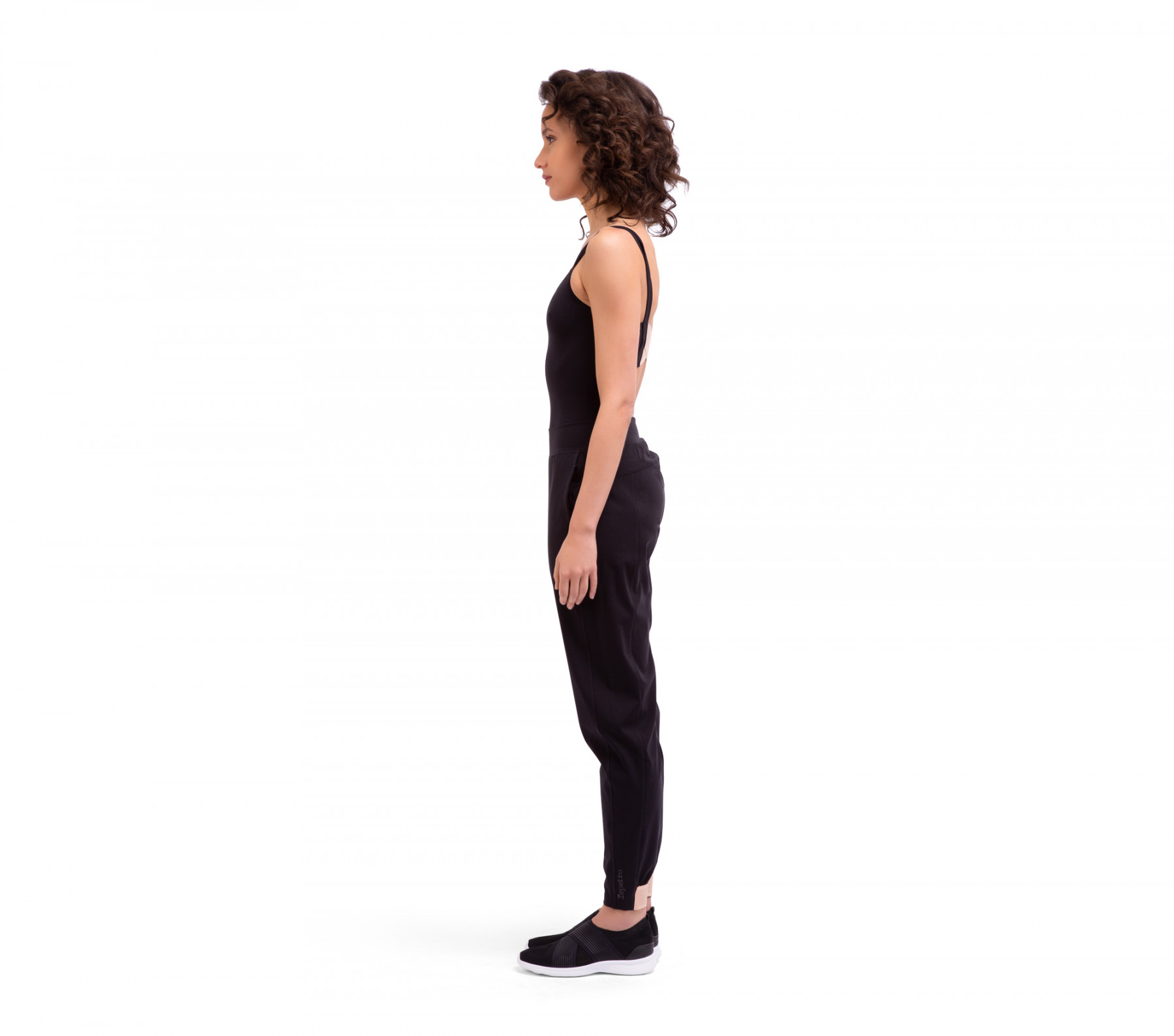 Pantalon high stretch
