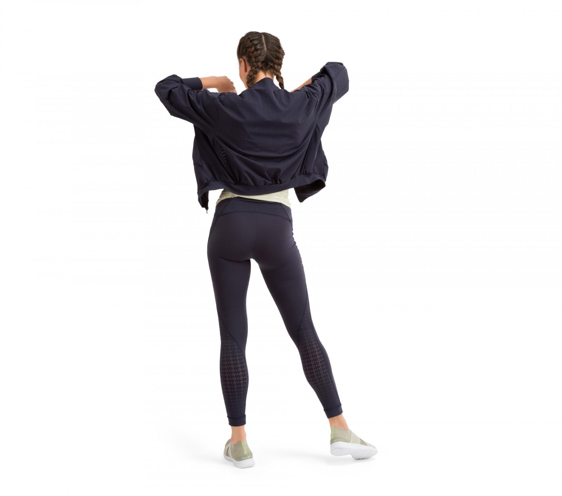 Veste perforée high stretch
