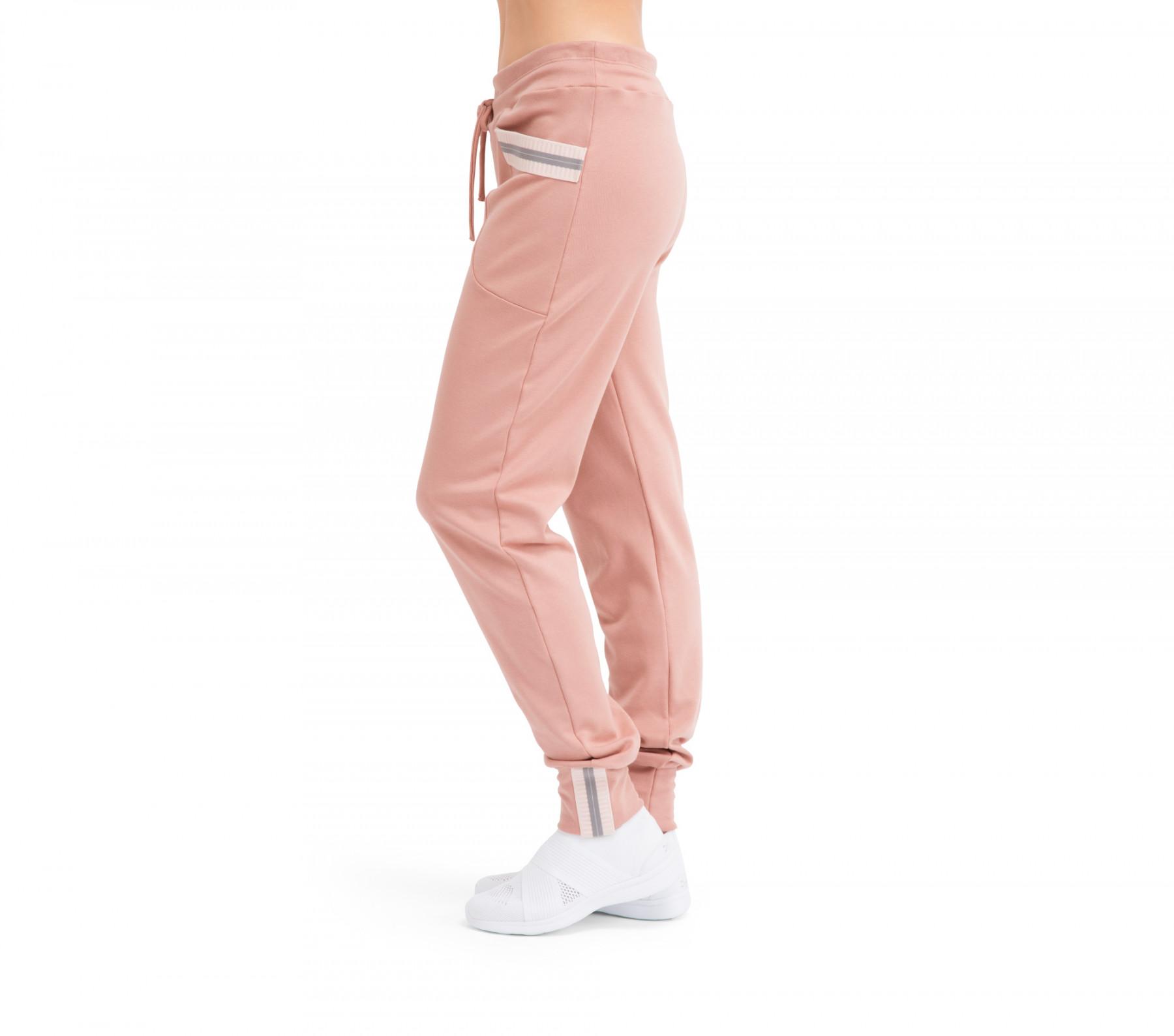 Pantalon loose en maille