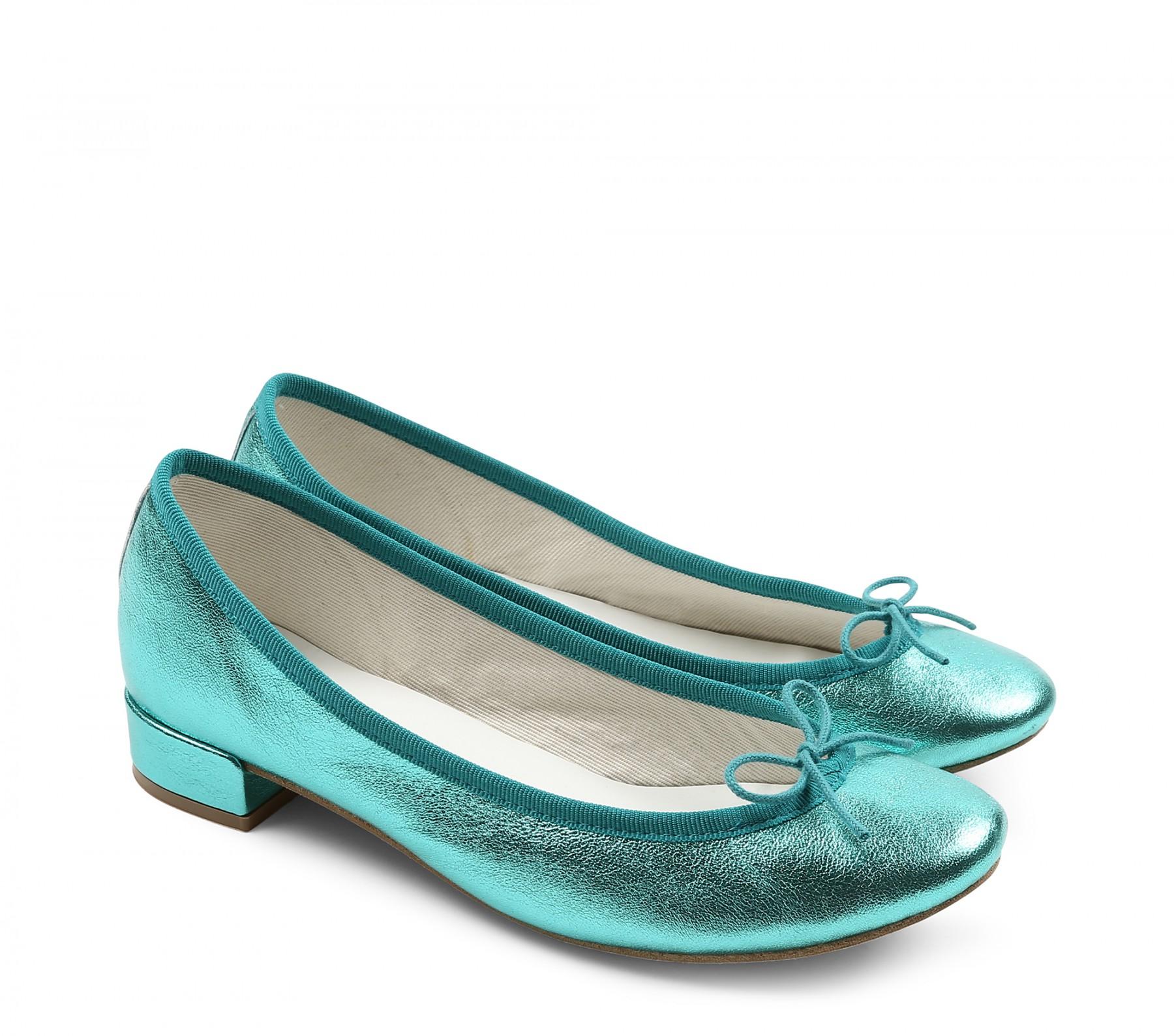 Ballerine Jane Bleu RepettoRepetto 4Rsx68k2u