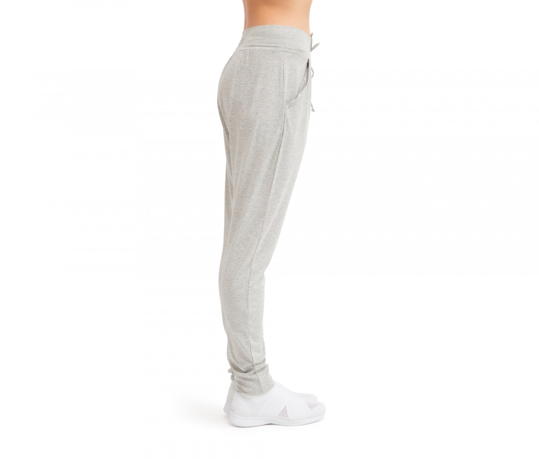 Pantalon sarouel en viscose