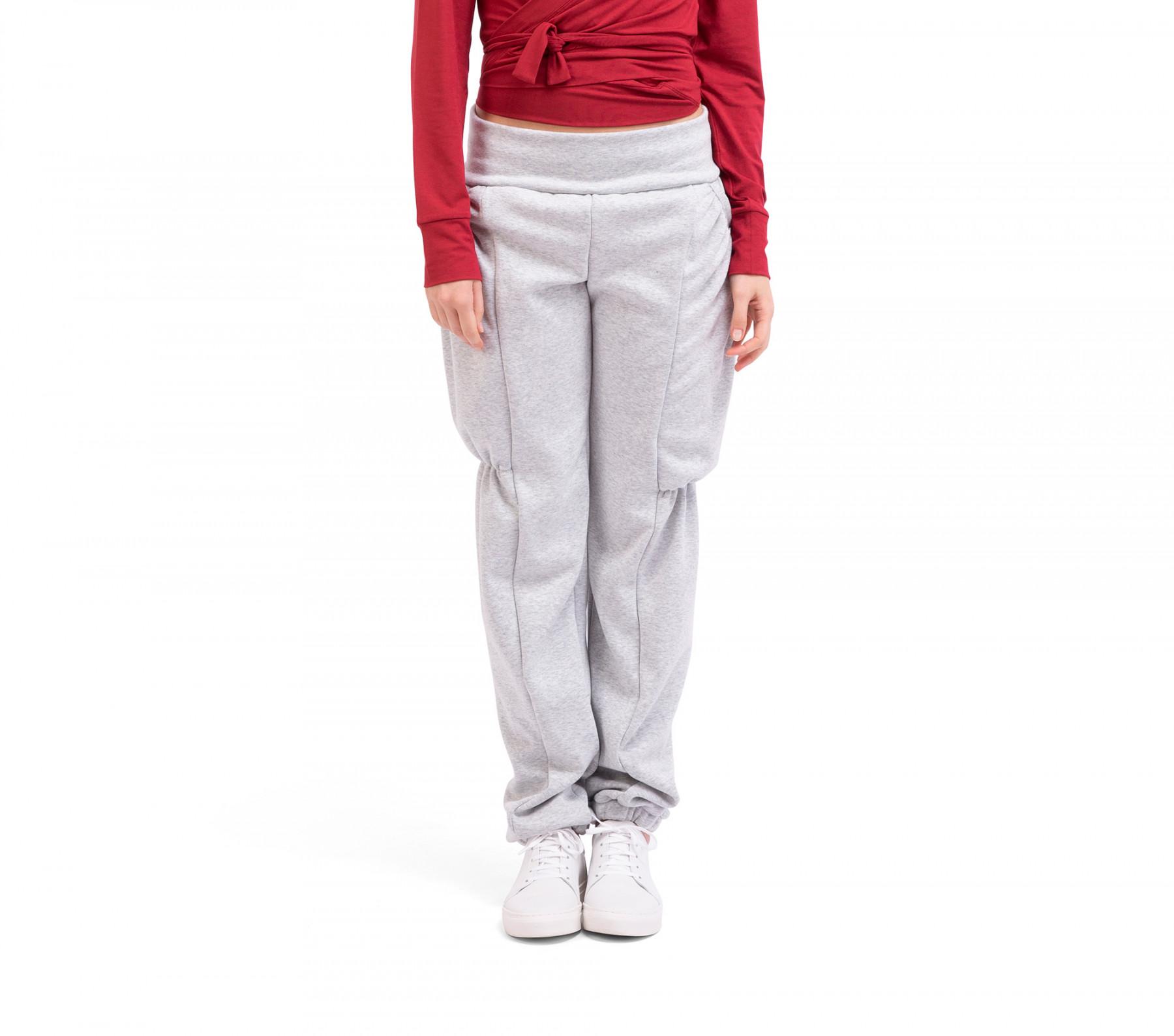 Pantalon d'échauffement en molleton intérieur douceur