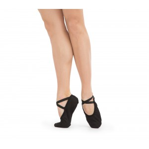Demi-pointes pro bi-semelles