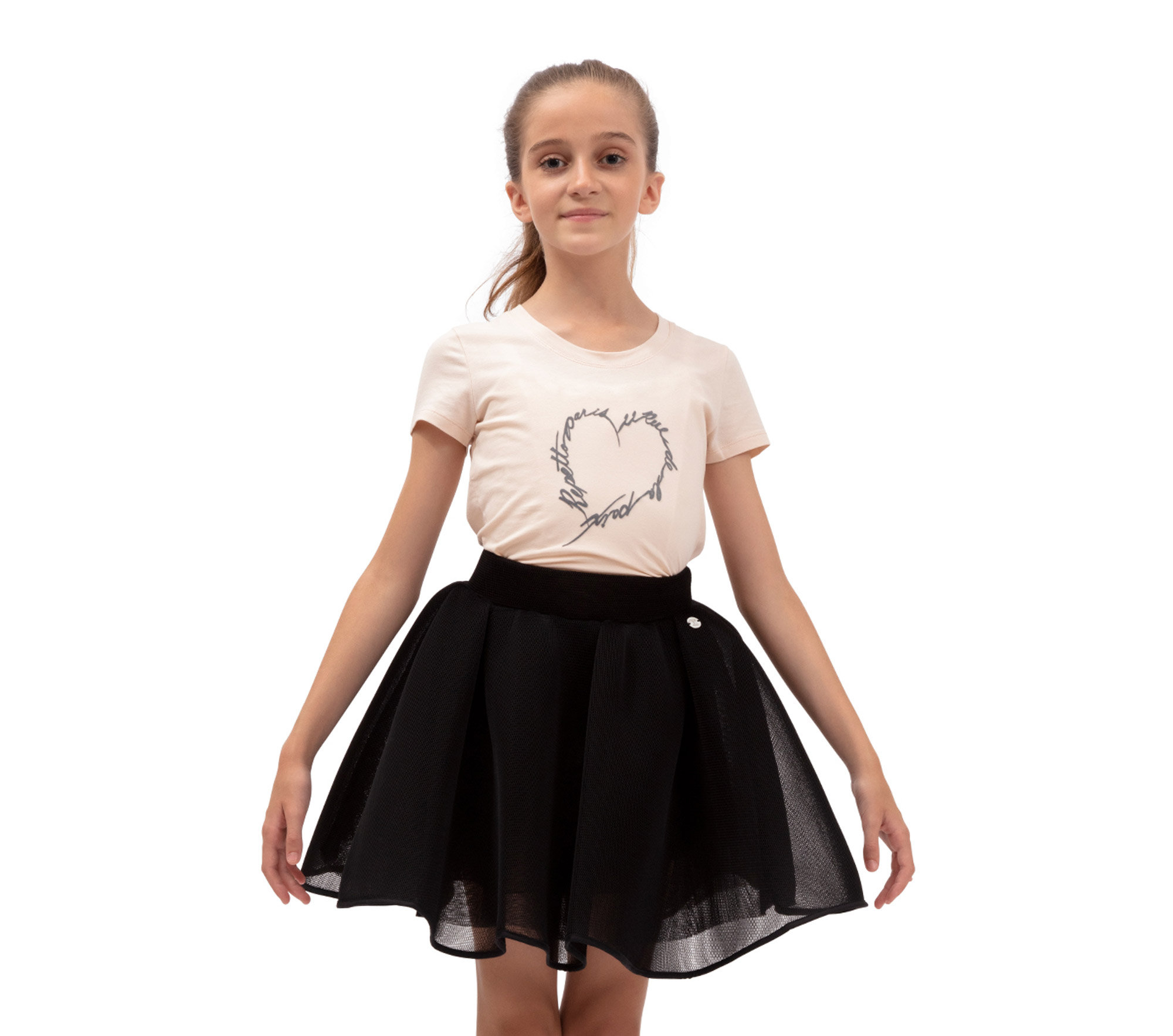 """T-shirt """"We love Repetto"""""""