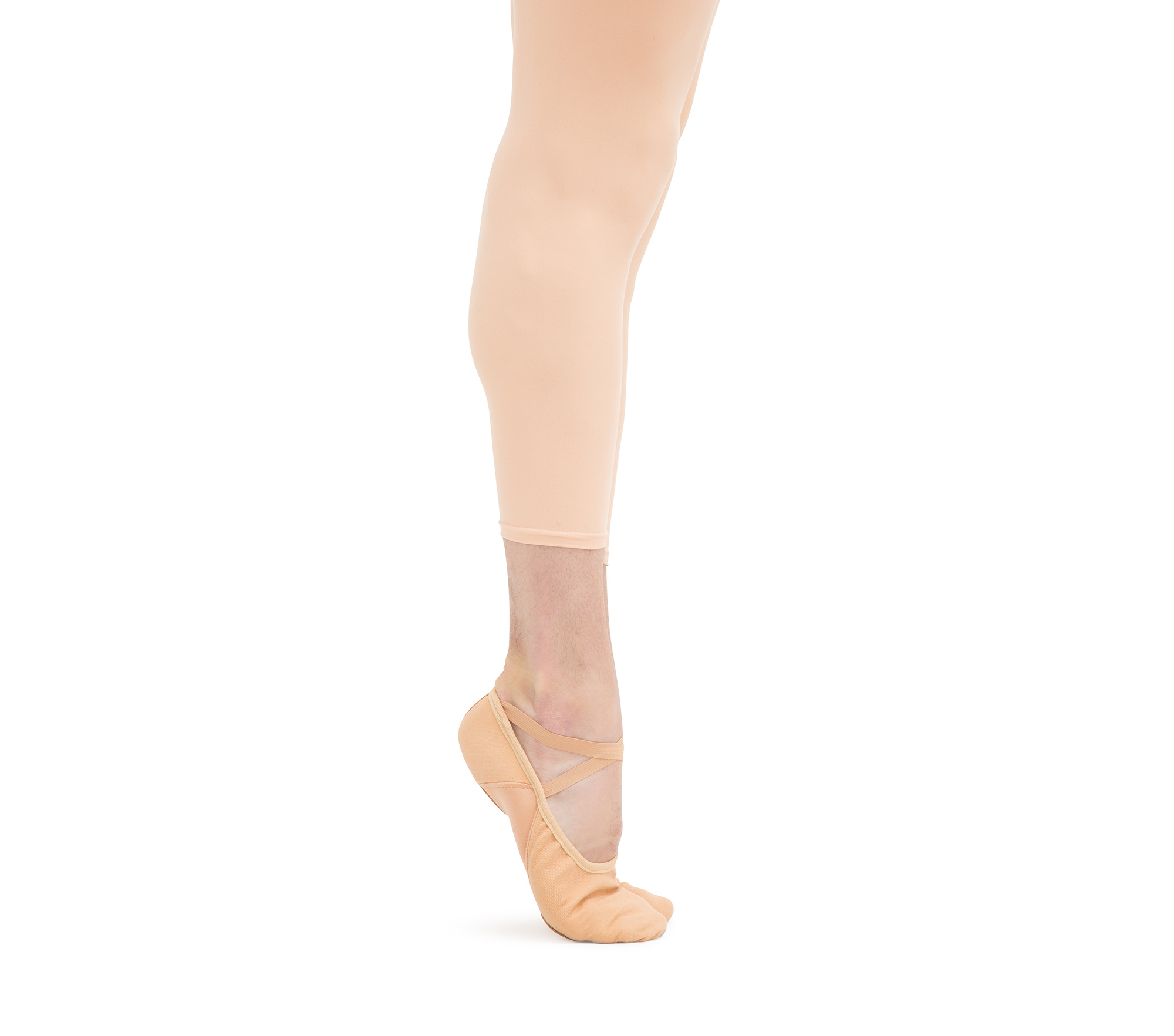 Demi-pointe pro bi-semelles (option large)