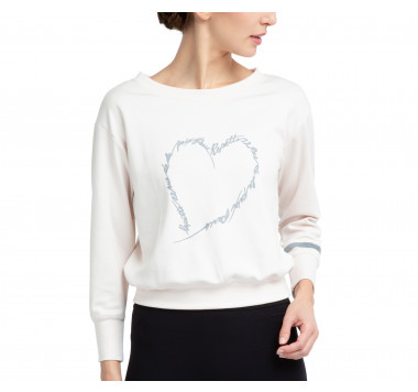 "Sweat ""We love Repetto"""