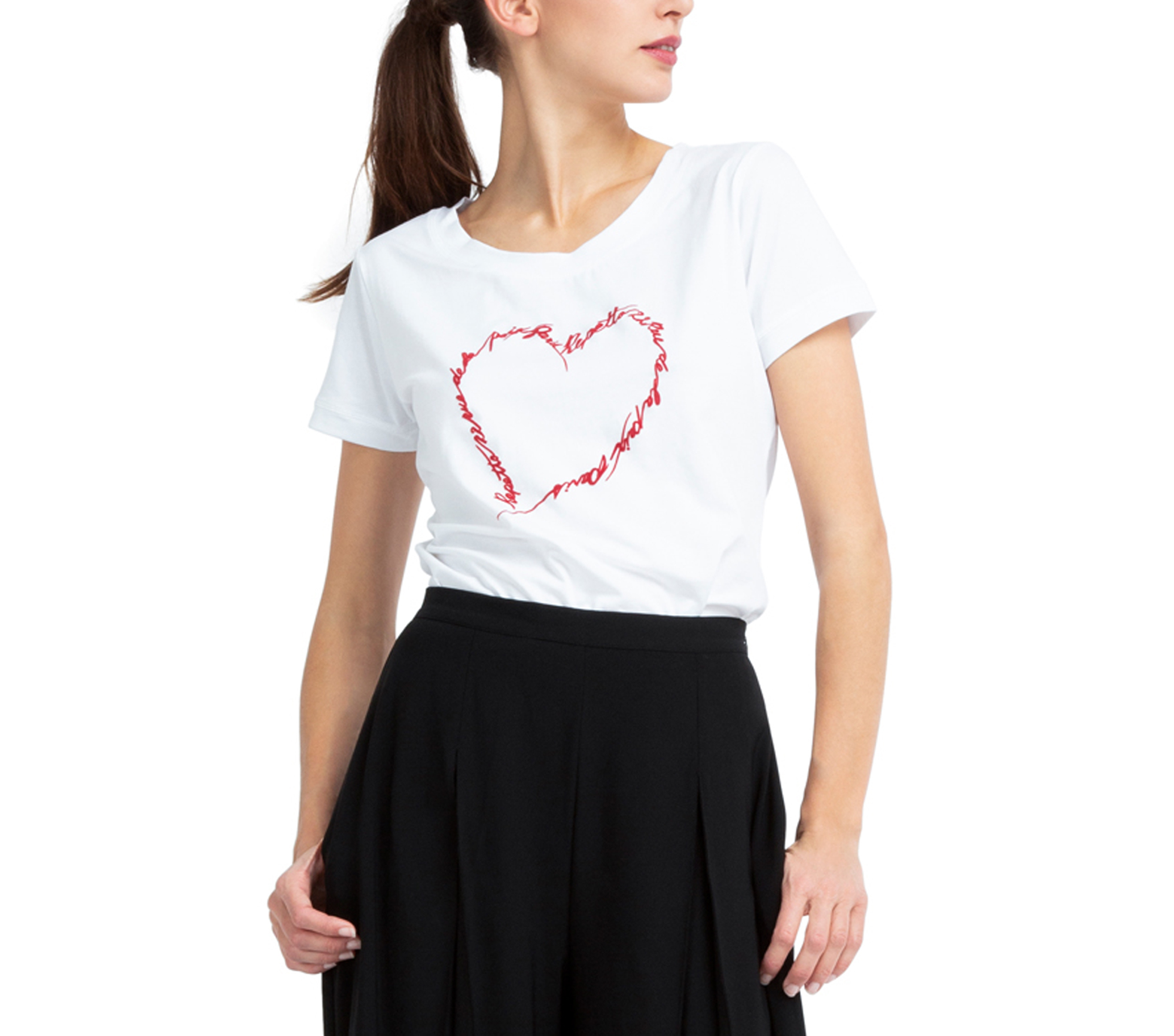 "T-shirt ""We love Repetto"""