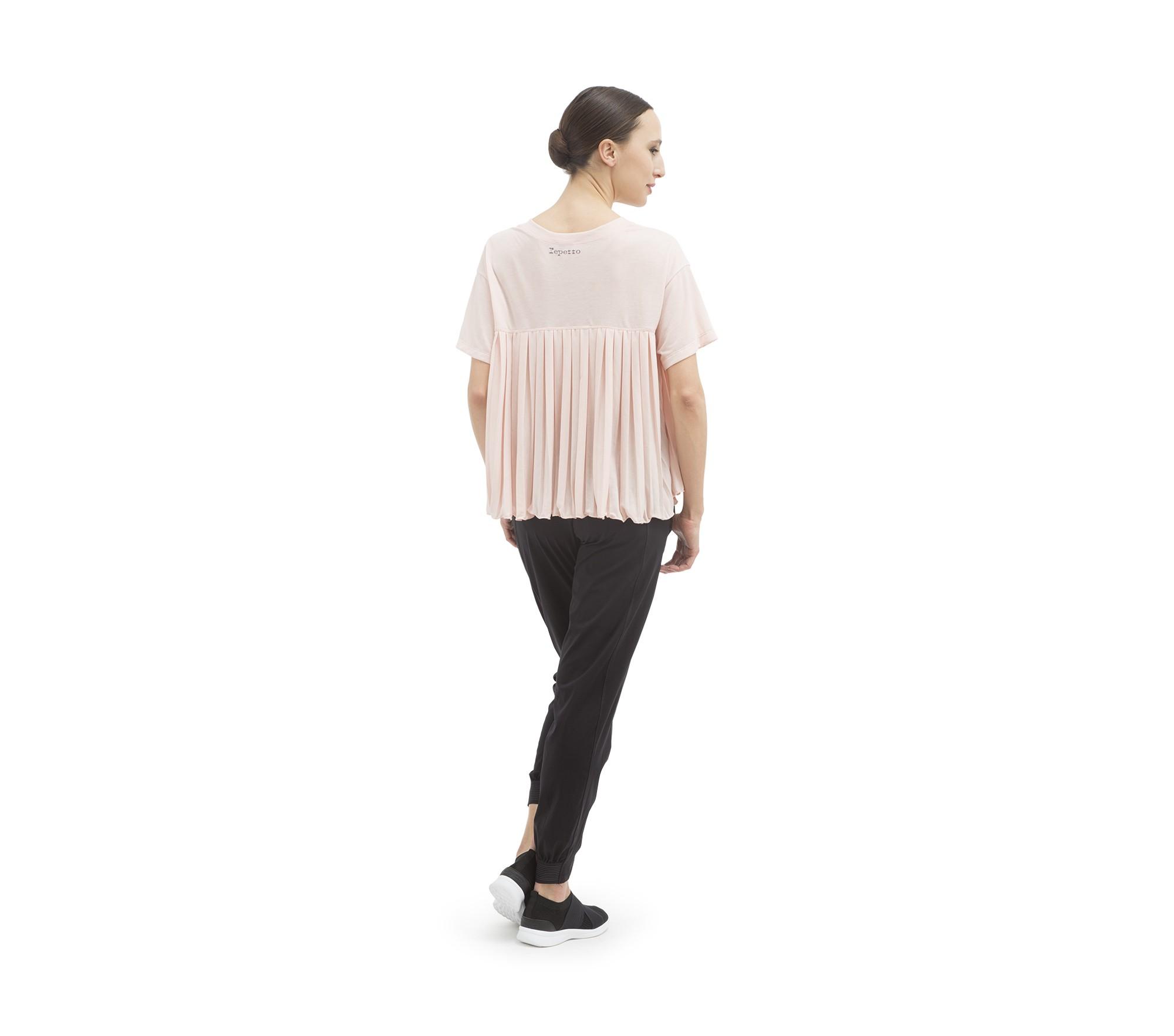 T-shirt plissé