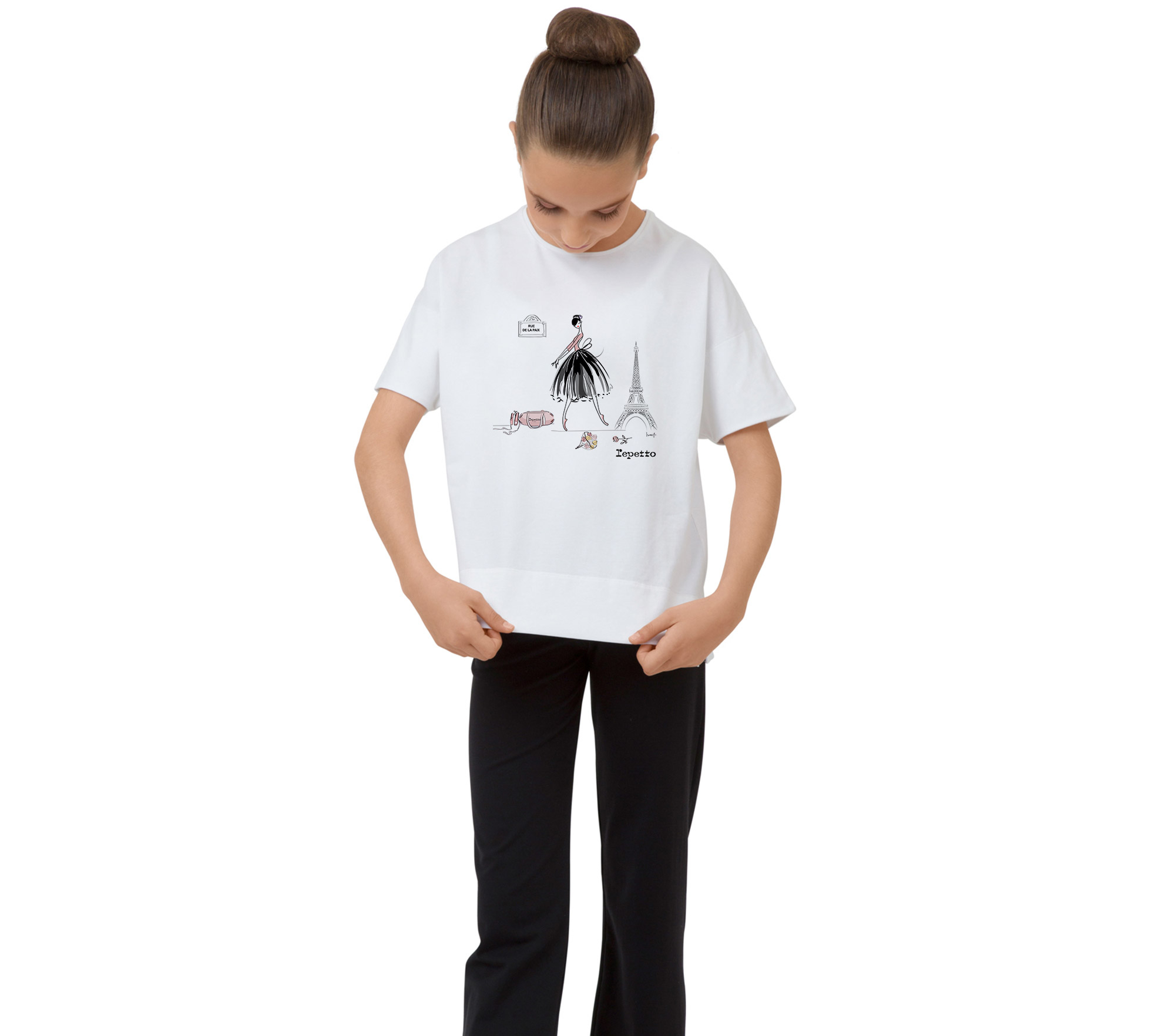 T-shirt La danseuse