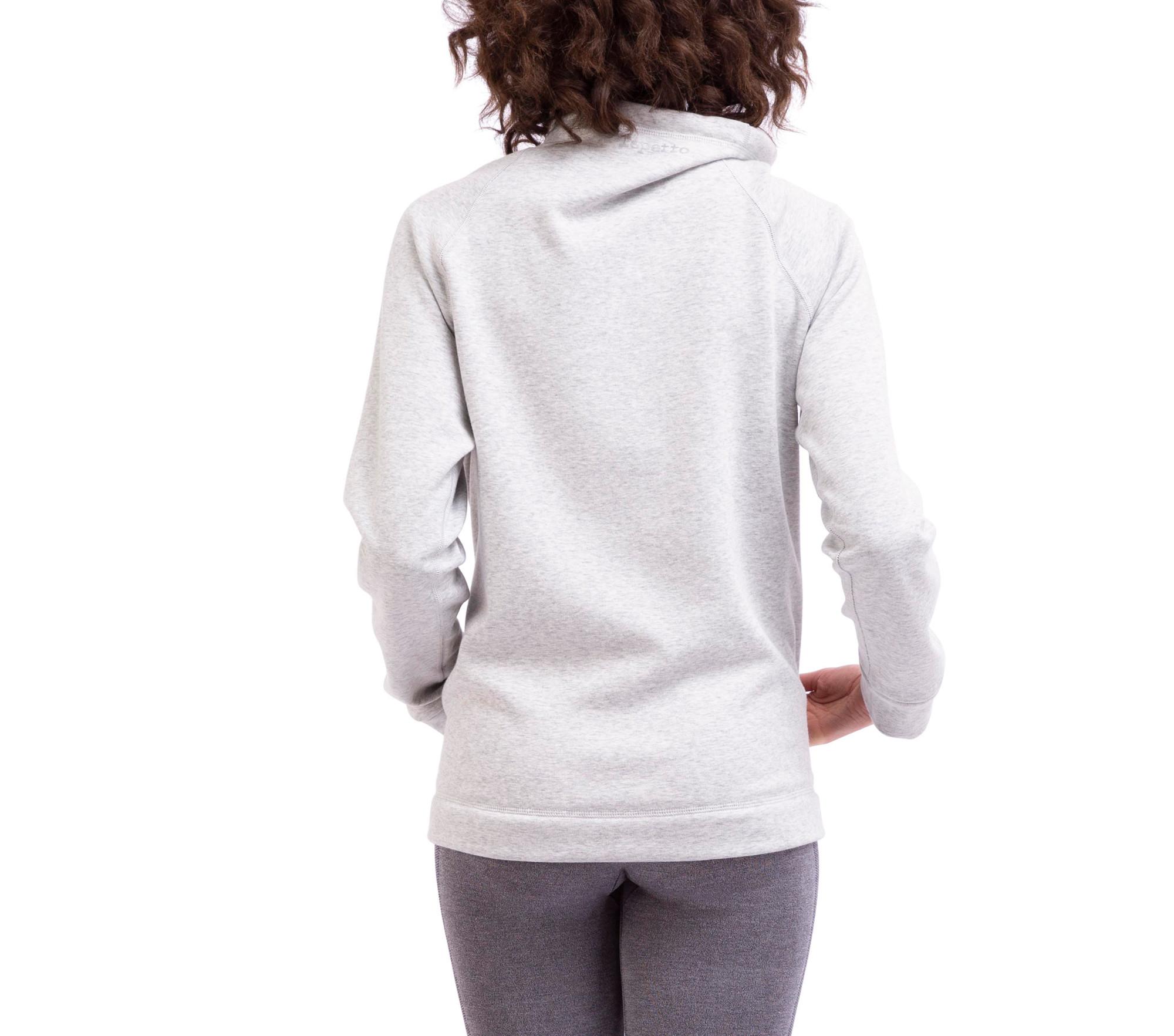 Veste zippée en molleton intérieur douceur