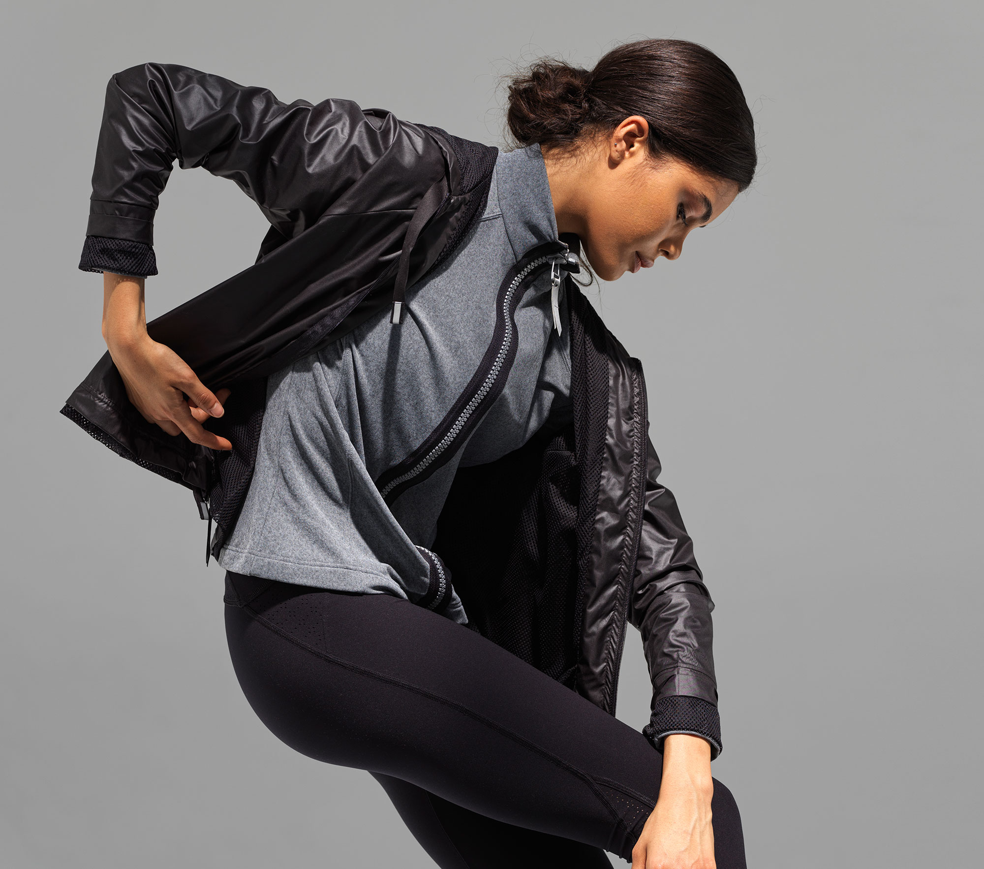 Veste technique Power-stretch