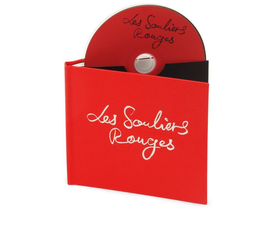 Album Les Souliers Rouges