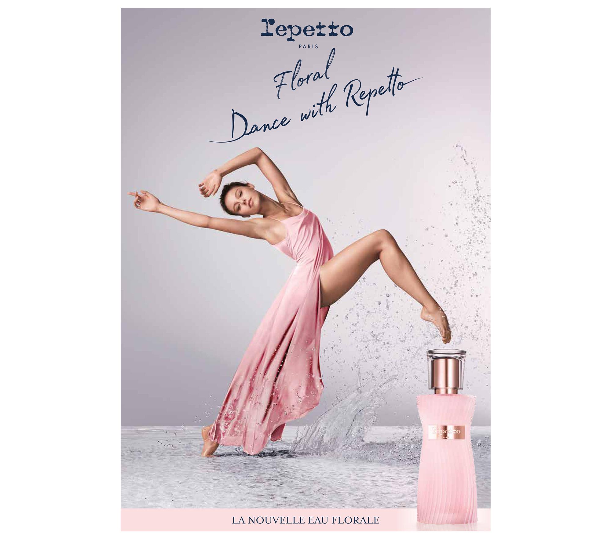 Floral Dance With Repetto • Eau de Toilette