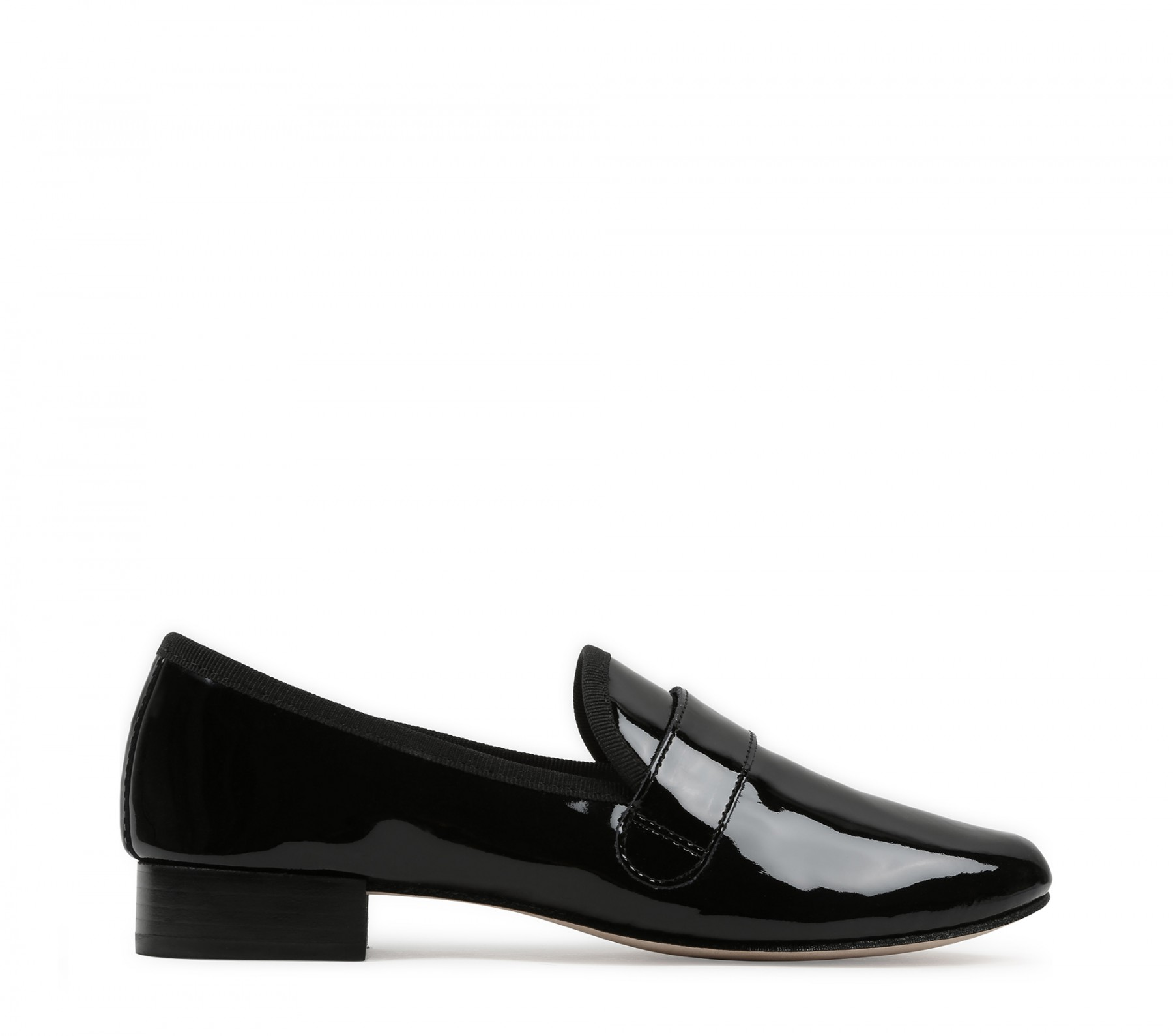 Michael Loafers in Black Calfskin Repetto W4PRP8K
