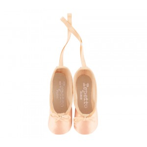 Miniature ballet shoes
