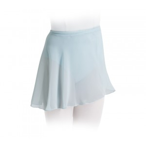 Girl short chiffon skirt