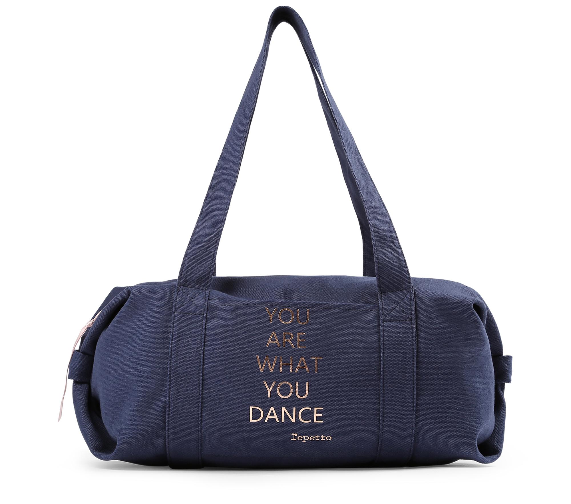 Polochon cotton Duffle bag Size M