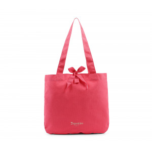 Rubans tote bag - Girl
