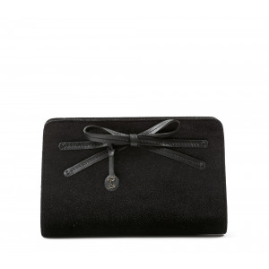 Arabesque clutch bag