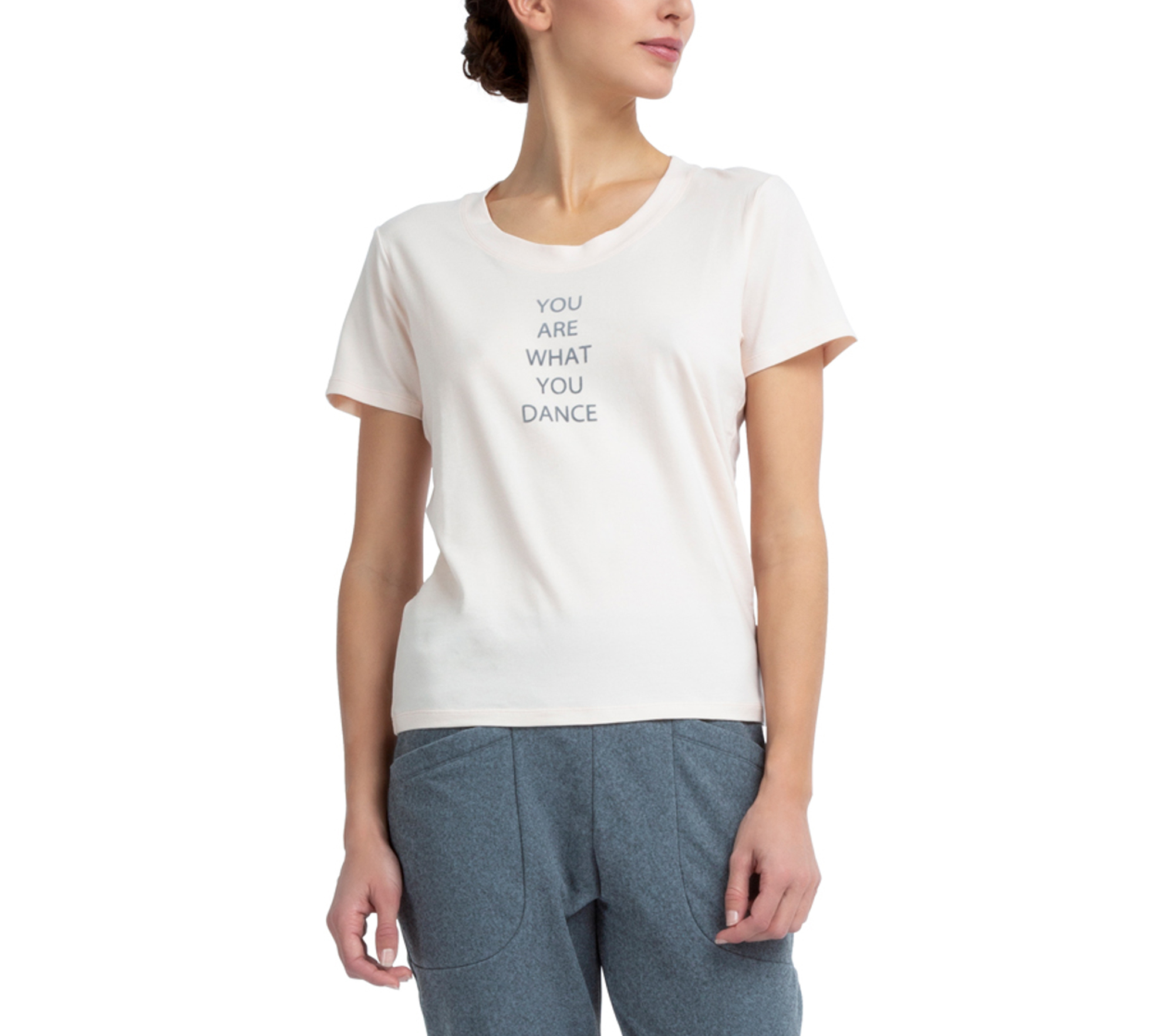 """You are what you dance"" T-shirt"