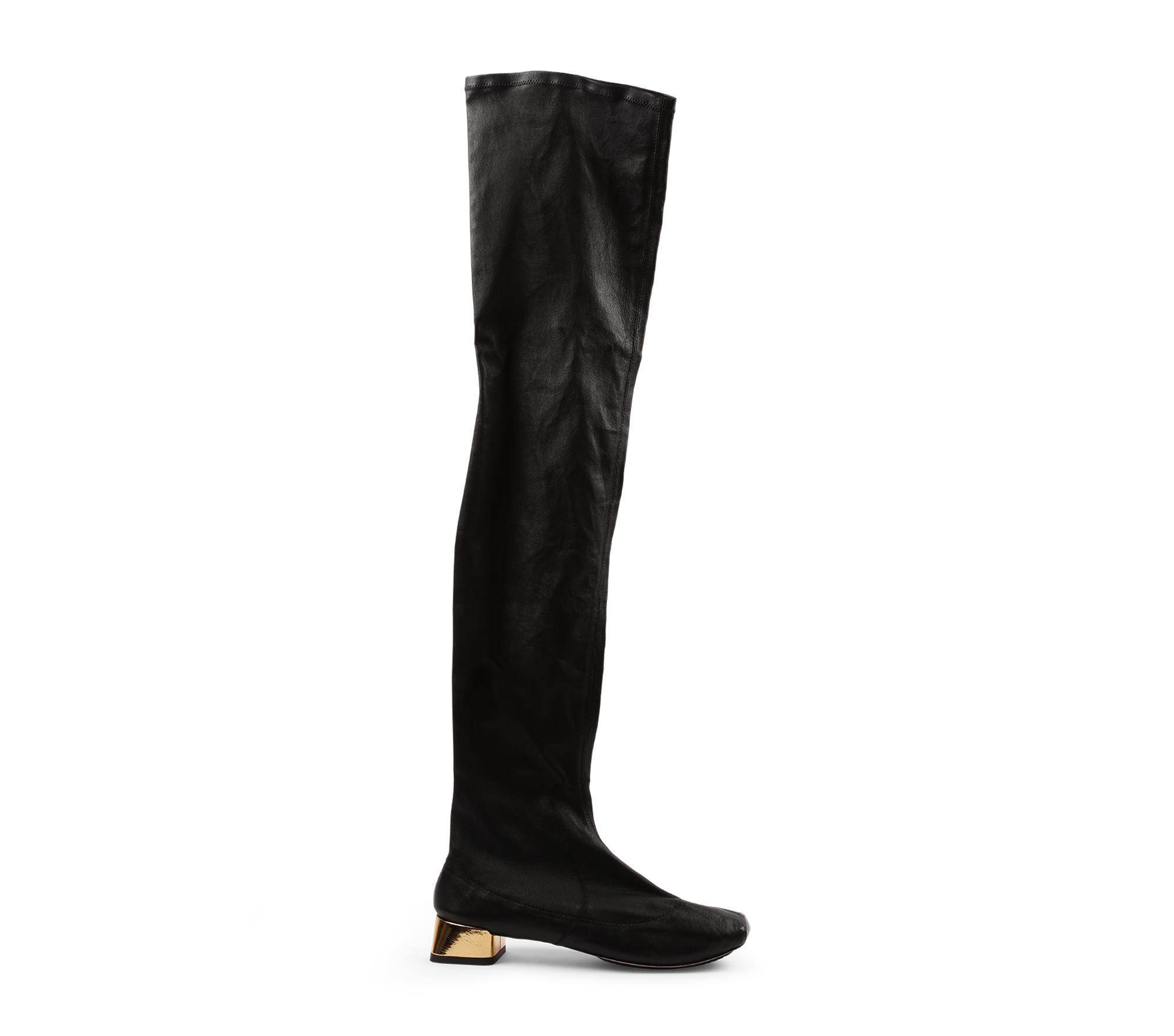 Maïté thigh boots