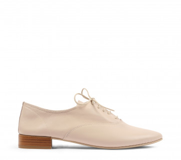 Charlotte oxford shoes - Beige