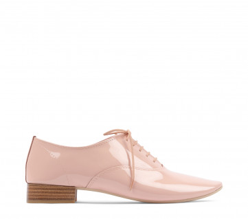 Charlotte oxford shoes - Almond beige