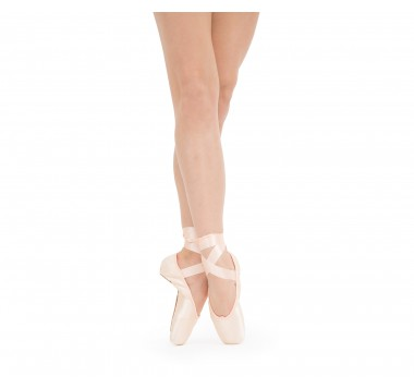 La Carlotta Pointe shoes - Medium box Medium sole