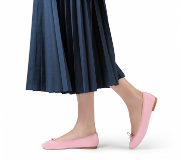 Lili ballerinas - Dragée pink