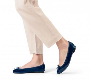 Lili ballerinas - Navy blue