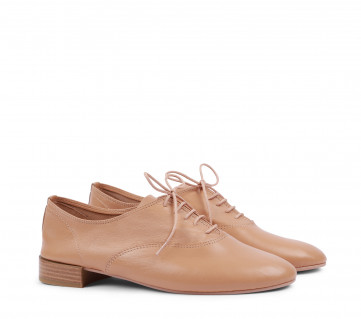 Charlotte oxford shoes - Skin