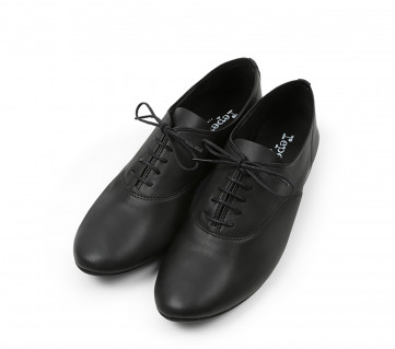 Charlotte oxford shoes - Black