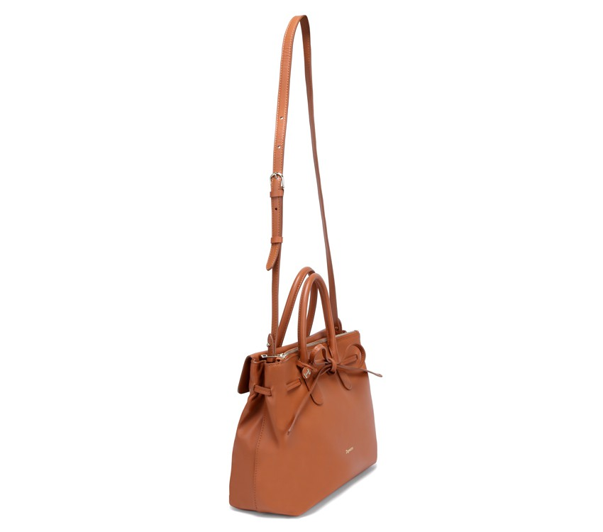 Arabesque zipped bag