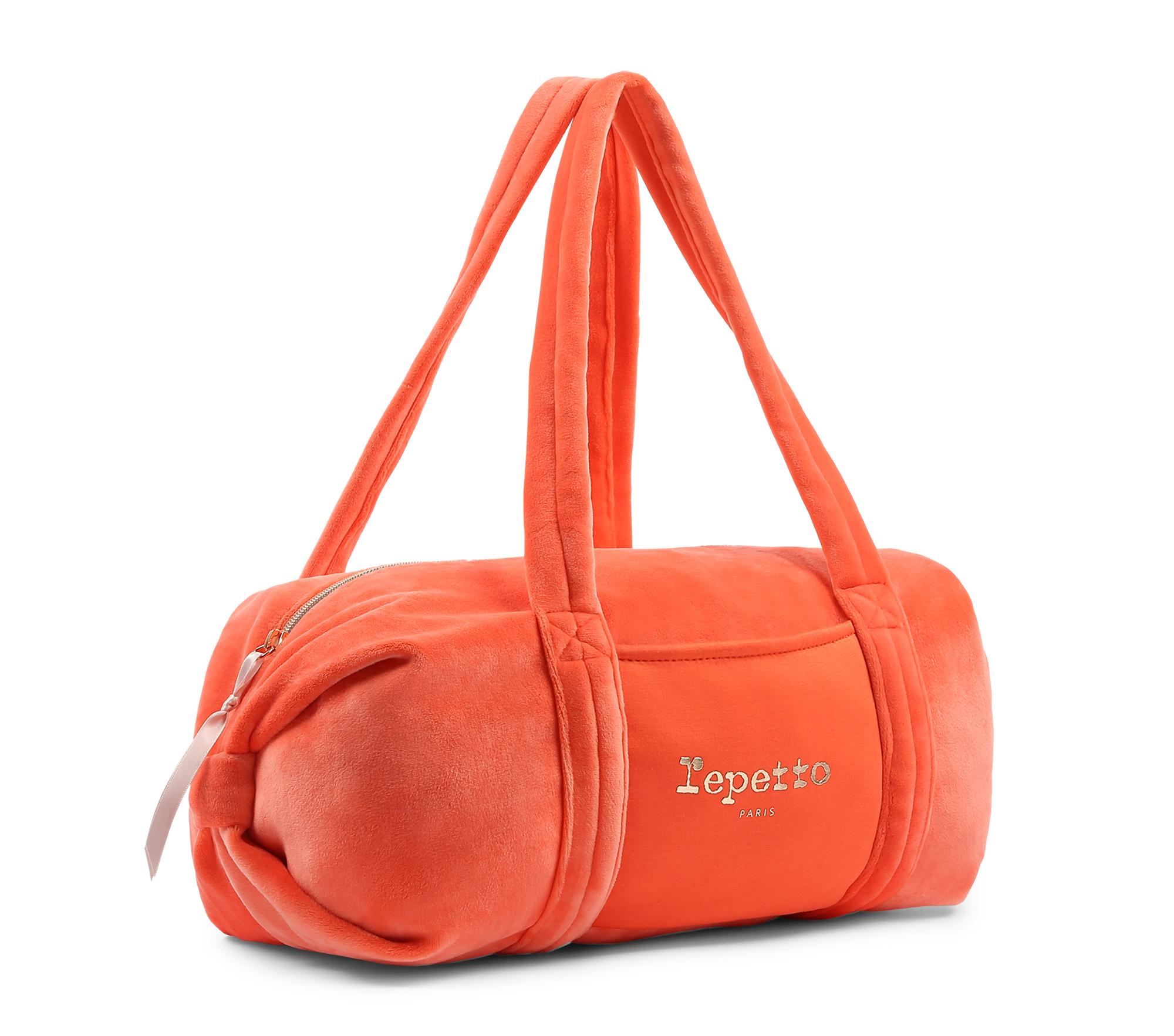 Velvet Duffle bag Size M