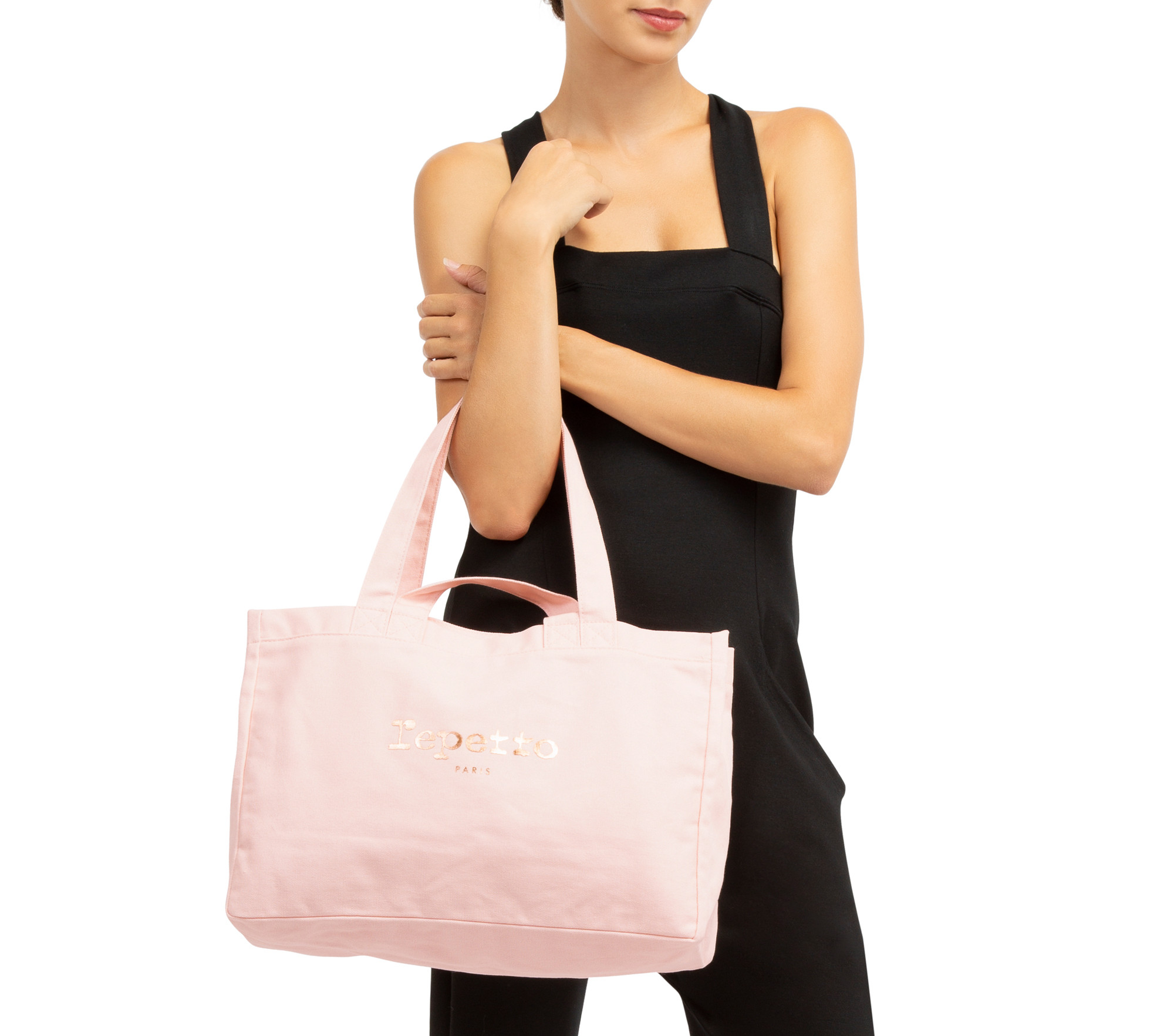 Ballerine shopping bag