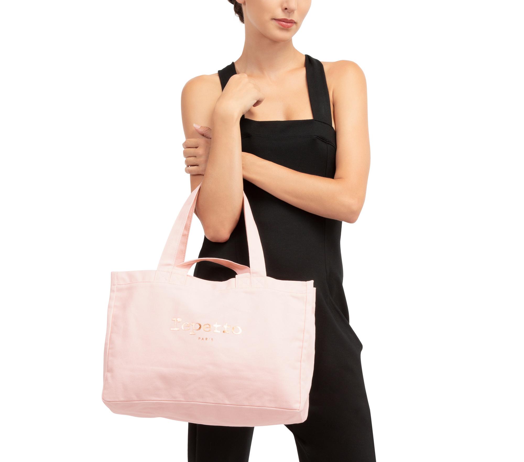 Ballerine shopping bag