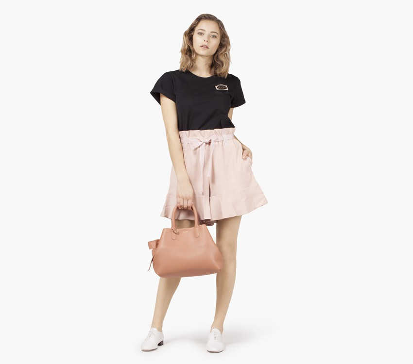 Carolyn shopping bag