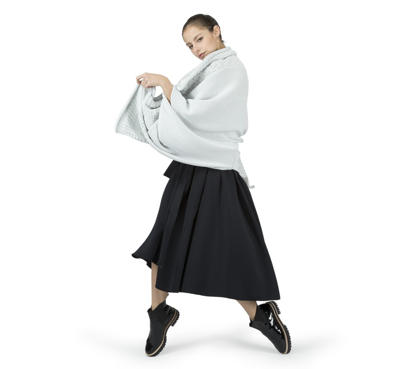 Neopren effect skirt