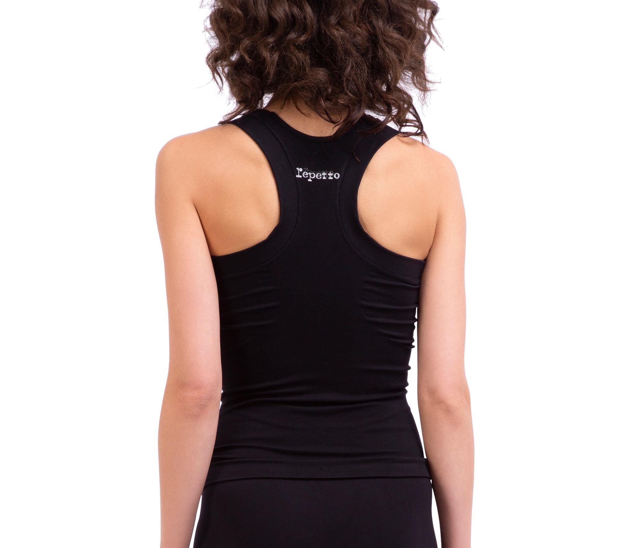Seamless posture top