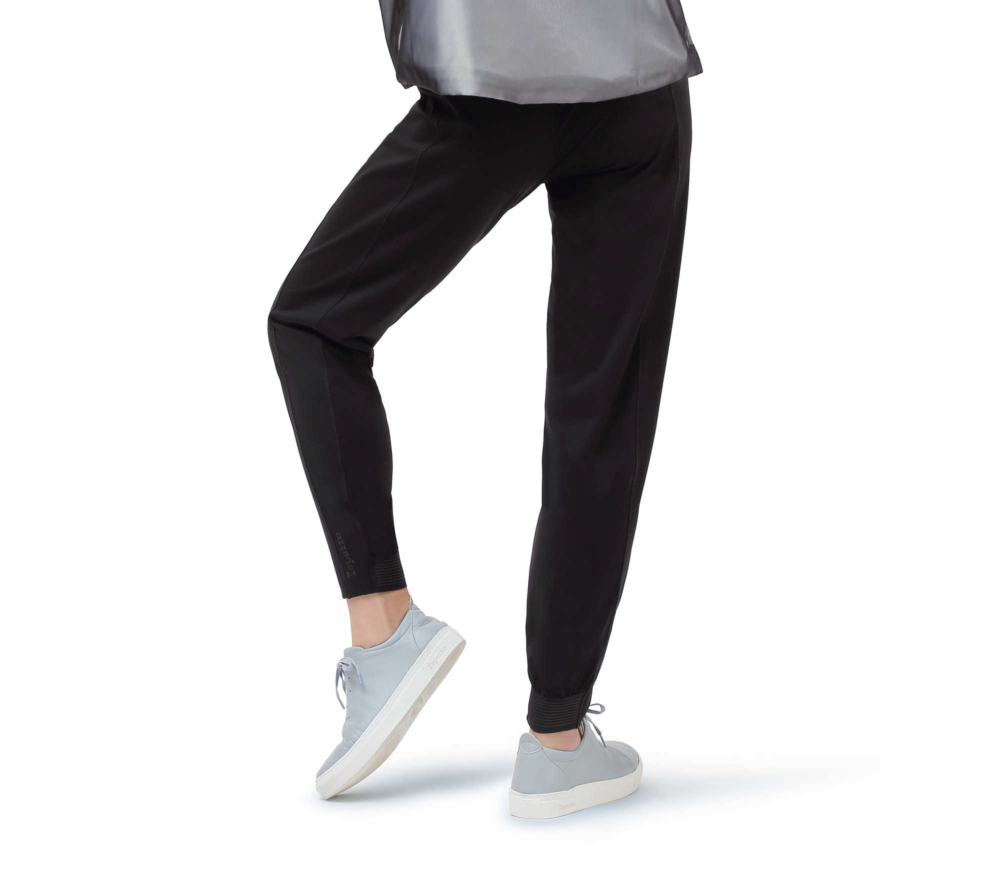 Hi-stretch pants