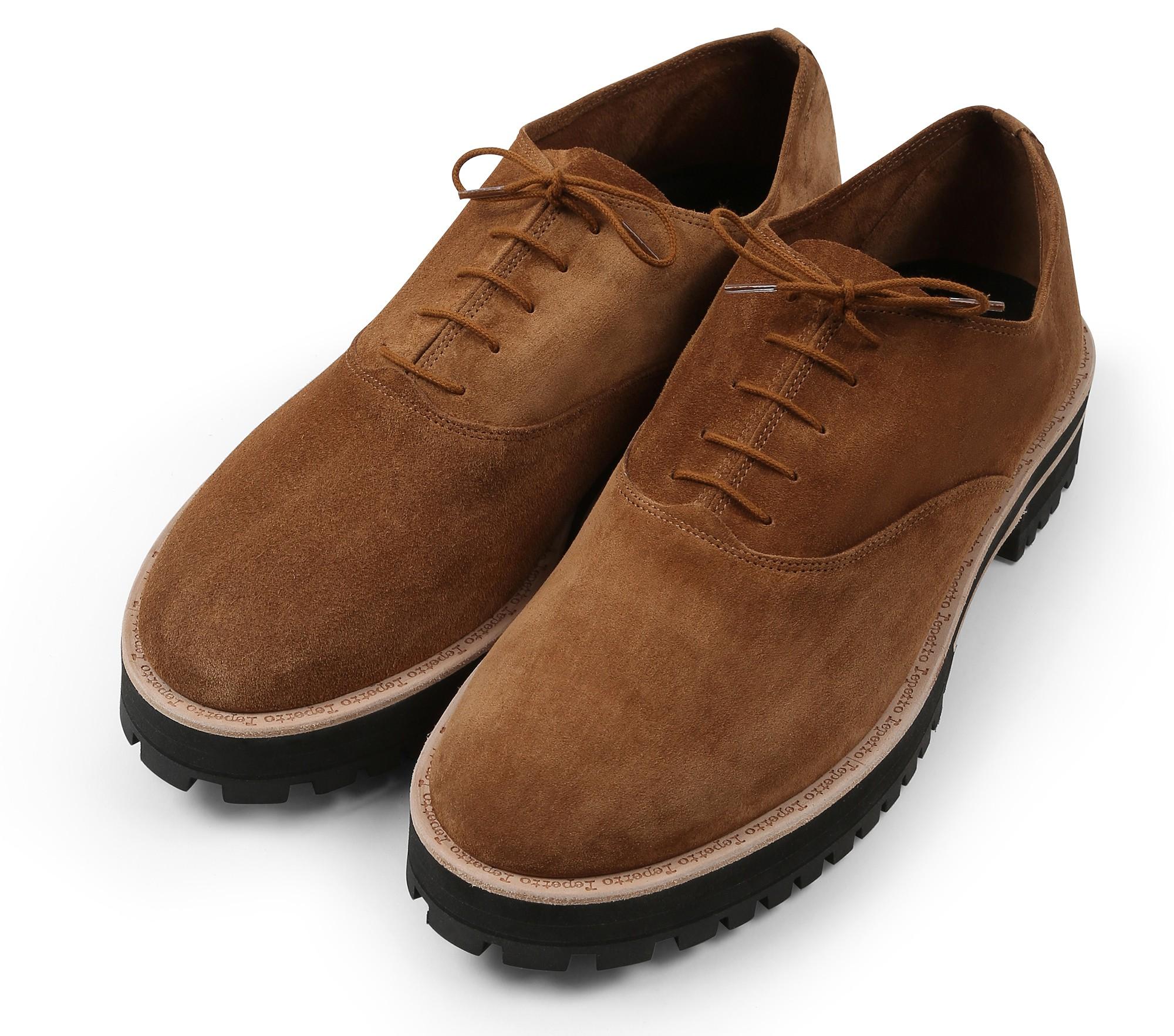 Gianni Oxford Shoe - Man