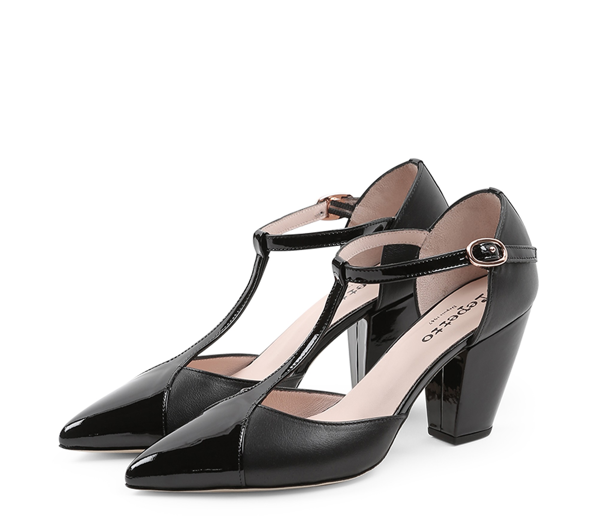 Isako T-strap shoe