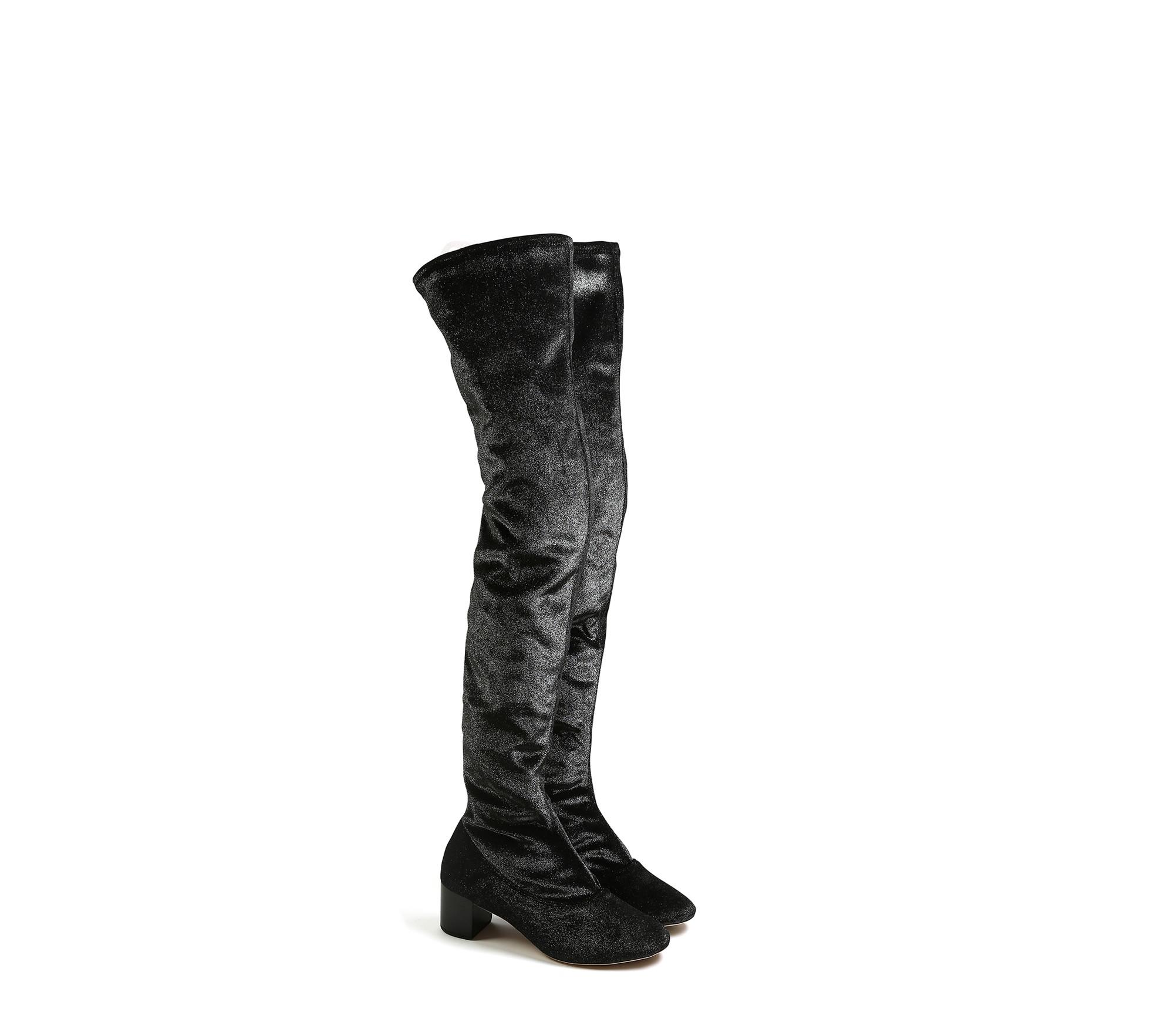 Jambette thigh boots