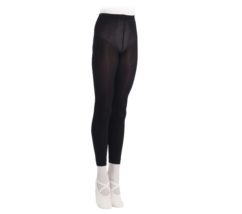 Girl footless tights