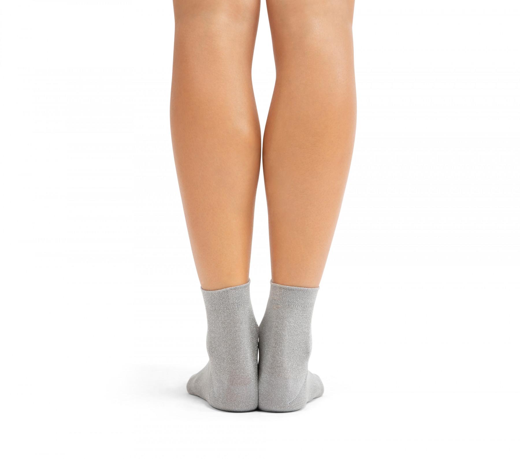 Lurex city socks