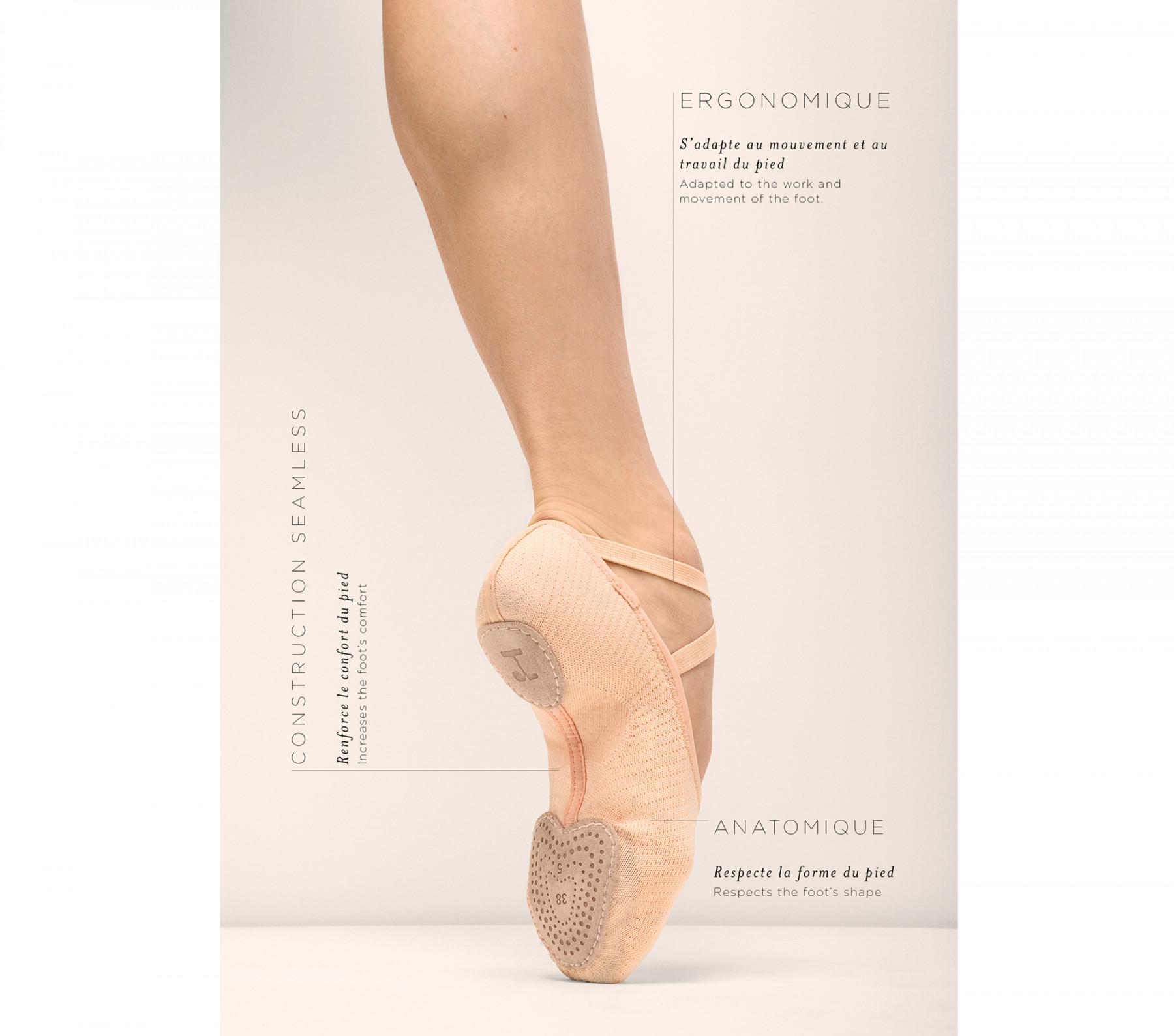 Soft ballet shoes Dance F.I.T
