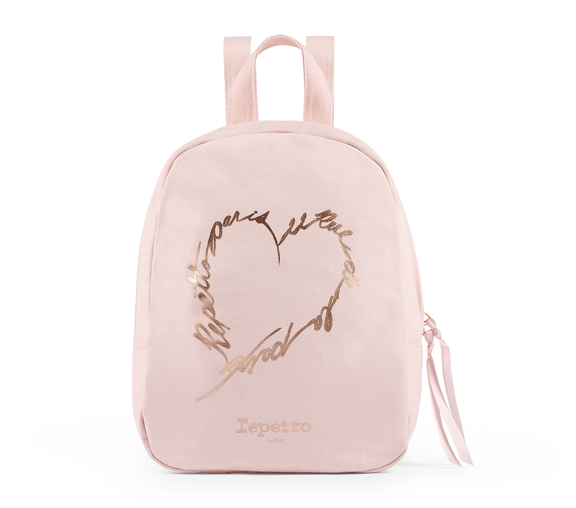 We love Repetto Girls backpack