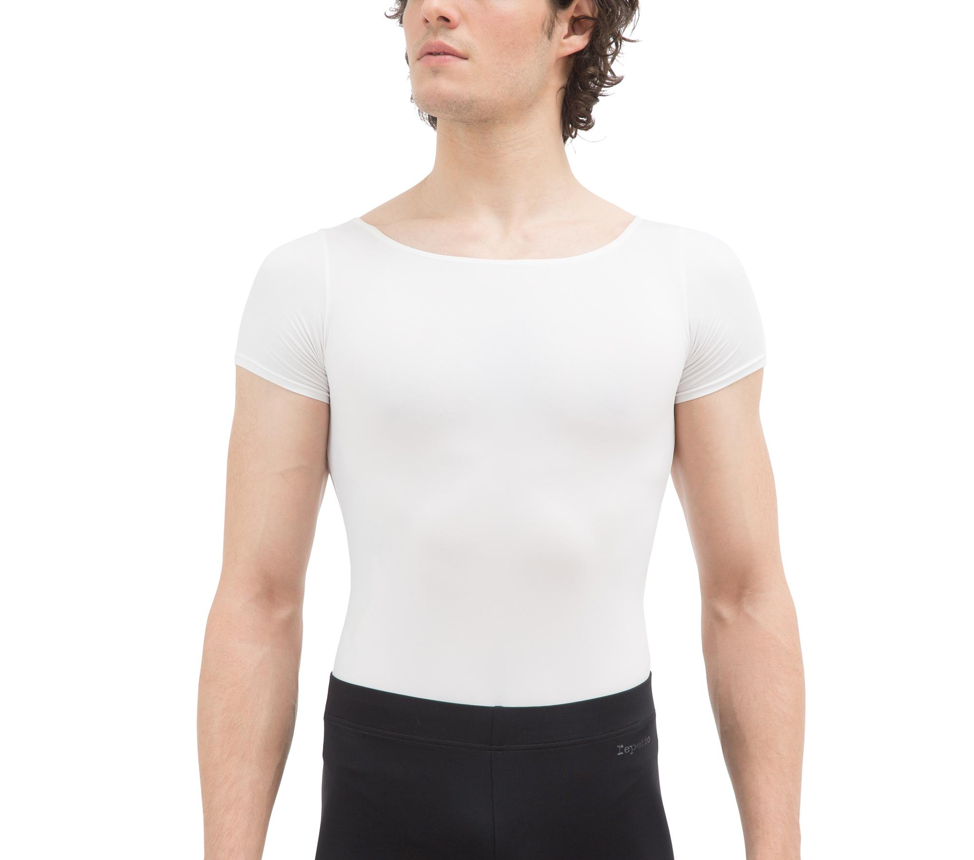 Short sleeved leotard - Men